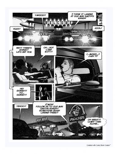 Cartoon: TMFV Page 04 (medium) by rblue tagged scifi,comics,humor