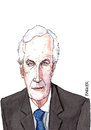 Cartoon: Michel Barnier (small) by barker tagged michel,barnier,caricature,cartoon