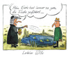 Cartoon: Letzter Wille (small) by Mario Schuster tagged karikatur,cartoon,mario,schuster