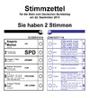 Cartoon: Bundestagswahl 2013 (small) by thalasso tagged wahlen,bundestag,2013,stimmzettel,kandidaten,stimmen,parteien,cdu,spd,grüne,fdp,piraten,linke