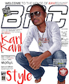 Cartoon: Karl Kani magazine cover (small) by karlwimer tagged karl,kani,designer,fashion,tupac,shakur