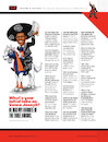 Cartoon: New Bronco Coach Mag Toon (small) by karlwimer tagged football,broncos,usa,denver,vance,joseph,three,amigos,horse