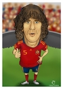 Cartoon: puyol (small) by teukudq tagged 191011