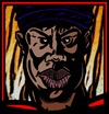 Cartoon: Eldrick Tiger Woods (small) by Tzod Earf tagged avatar,caricature,tiger,woods