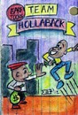 Cartoon: Team Hollaback (small) by Tzod Earf tagged united,states,pagan,republic,liberty,libertas,justice,dollar,bill,masonry,republican,conservative,kenineastman,george,washington