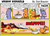Cartoon: urban gerbils. campfire (small) by Danno tagged cartoon,comic,strips,funny,humor,gerbils,traditional,mixed,media,campfire