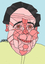 Cartoon: Adel Imam (small) by omar seddek mostafa tagged egyptian,actor,adel,imam