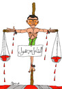 Cartoon: Killer Anonymous (small) by omar seddek mostafa tagged mubarak,rule,innocently