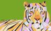 Cartoon: Tiger (small) by omar seddek mostafa tagged tiger