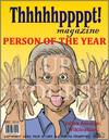 Cartoon: Julian AssangeThppppt (small) by Mike Spicer tagged jukianassange wikileaks personoftheyear cartoon magazine parody humour humor