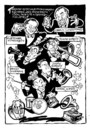 Cartoon: Swing Bandleaders (small) by Milton tagged jazz,music,american,pop,swing,bandleader,orchestra
