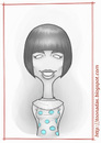 Cartoon: Nara Leao (small) by Freelah tagged nara,leao