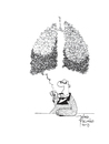Cartoon: Thank you for smoking (small) by Justinas tagged smoking,health