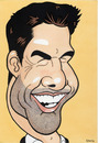 Cartoon: Tom Cruise (small) by Ca11an tagged tom,cruise,caricatures