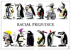 Cartoon: wildlifestudies (small) by markus-grolik tagged tags,tolerance,penguins,shirt,polar,birds,city,life,popular,prejudges,prejudices,cartoon,grolik
