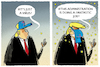 Cartoon: USA... (small) by markus-grolik tagged trump,schutzbekleidung,mundschutz,corona,usa,panik,beruhigung,dilettantisch,dilettant,dilettantismus,unprofessionell,inkompetenz,inkompetent,leichtsinn,leichtsinnig,macht,praesident