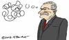 Cartoon: Ivan Gasparovic (small) by Mandor tagged ivan,gasparovic