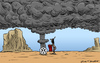 Cartoon: Volkswagen (small) by Mandor tagged volkswagen,emission