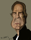 Cartoon: Brian Cox (small) by jaime ortega tagged brian,cox
