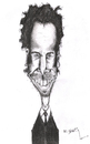 Cartoon: sacha baron cohen (small) by jaime ortega tagged borat,sacha,baron,cohen