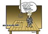 Cartoon: 2011 (small) by Marcus Trepesch tagged iphone,death,execution,hanging,cartoon