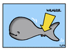 Cartoon: Walnüsse (small) by Marcus Trepesch tagged walnüsse,wortspiel,sex,cartoon,wasser,fisch