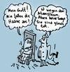 Cartoon: Atomstrom tötet! (small) by Ludwig tagged nuclear,power,death,penalty,verstrahlt,atomstrom,atomkraftwerk