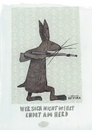 Cartoon: hase (small) by karo tagged happy,easter,tag,2010