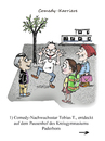 Cartoon: Comedy-Karriere (small) by Simpleton tagged comedy,comedians,kabarett,satire,rtl,privatfernsehen,kritik,unterhaltung,entertainment