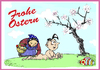 Cartoon: Fröhliche Eier (small) by Simpleton tagged ostern,ostereier,fkk,nudismus,naturismus