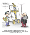 Cartoon: Wir sind so frei (small) by Simpleton tagged kreuzigung,jesus,christus,karfreitiag,christentum,satire,comedy,kabarett,cartoon,cartoonist,meinungsfreiheit