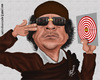 Cartoon: Muammar Gaddafi (small) by indika dissanayake tagged gaddafi
