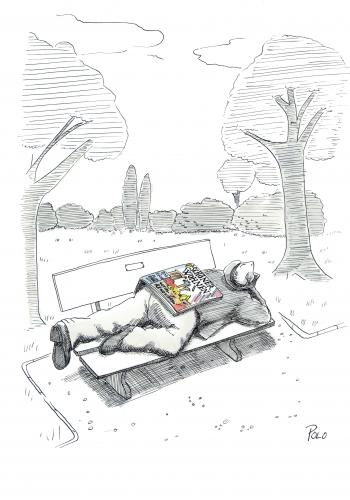 sch ner wohnen di polo media e cultura cartoon toonpool. Black Bedroom Furniture Sets. Home Design Ideas