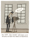 Cartoon: Foto-Handy historisch (small) by POLO tagged handy,foto,kamera,fotograf,telefon,telefonieren