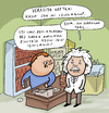Cartoon: Einstein in Turkey (small) by Musluk tagged einstein in turkey