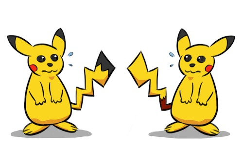 Cartoon: Mandela-Effekt 3 (medium) by Rob tagged mandela,effekt,effect,pikachu