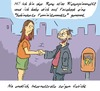 Cartoon: Hashtag nichtegal (small) by Rob tagged troll,internet,web,hass,hate,speach,kommentar,müll,zensur,facebook,post