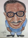 Cartoon: almohandes (small) by AHMEDSAMIRFARID tagged fouad,elmohandes,almohandes,funny,famous,people,egypt,revolution