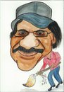Cartoon: TVG MENON (small) by AHMEDSAMIRFARID tagged ahmed,samir,farid,ahmedsamirfarid,toon,cartoon,portrair,caricature,egyptair,egypt