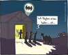Cartoon: Batman (small) by Hannes tagged weihnachten,stern,bethlehem,batman,könige