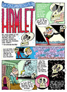 Cartoon: la calavera de hamlet (small) by PIPI SPOSITO tagged comic
