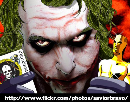 Cartoon: Heayh Ledger The best Joker! (medium) by DJ SAVIOR tagged joker,heayh,ledger,batman,dark,knight,comic,illustrate,dj,savior,freak