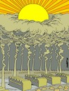 Cartoon: Global warming (small) by Amorim tagged global,warming