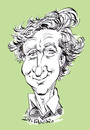 Cartoon: RIP Gene Wilder (small) by Ian Baker tagged gene,wilder,death,comedy,comedian,film,tv,star,actor,famous,mel,brookes,ian,baker,cartoon,caricature,media,died,passed,away,blazing,saddles,young,frankenstein,the,producers