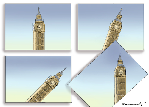 BREXIT BIG BANG BEN