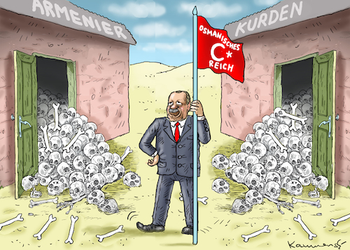 Cartoon: GLÜCKLICHER OSMANE ERDOGAN (medium) by marian kamensky tagged afrin,kurden,erdogan,syrien,aramenien,genozid,präsidentenwahlen,türkeiwahlen,kurdistan,trump,is,afrin,kurden,erdogan,syrien,aramenien,genozid,präsidentenwahlen,türkeiwahlen,kurdistan,trump,is