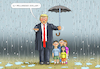 Cartoon: ANTI SHUTDOWN TRUMP (small) by marian kamensky tagged obama,trump,präsidentenwahlen,usa,baba,vanga,republikaner,inauguration,demokraten,wikileaks,faschismus,jamal,khashoggi