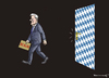 Cartoon: HORST SCHAFFT DAS (small) by marian kamensky tagged horst,seehofer,bayern,berlin,csu