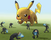 Cartoon: HUNGRY POKEMON (small) by marian kamensky tagged pokemon
