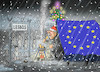 Cartoon: MERRY CHRISTMAS LESBOS ! (small) by marian kamensky tagged merkel,seehofer,unionskrise,csu,cdu,flüchtlinge,kontrollzentren,für,salvini,defizit,plastiktütenverbot,groko,klimapaket,parteitag,merz,akk,söder,klimagipfel,madrid,lesbos